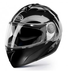 Casco Premier Dream Liner apribile nero metal