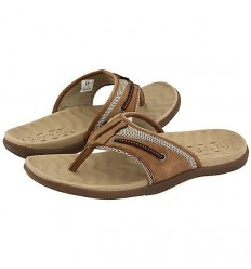 Sandali infradito Sperry Top Sider Camen Thong brown