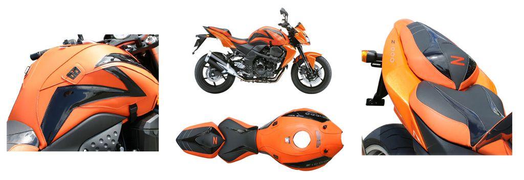selleria, valigeria e protezione per moto e scooter