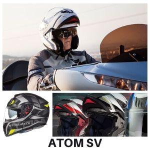 Collezione caschi MT-Helmets Atom