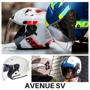 Collezione caschi MT Helmets Avenue SV