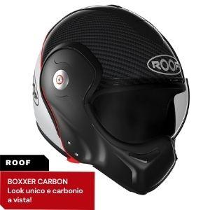 Caschi Roof Boxxer Carbon