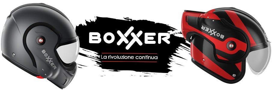 Caschi Roof R0 Boxxer