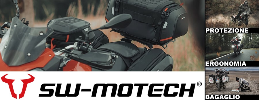 Accessori moto SW-Motech in vendita a Roma