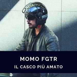 Caschi Momo Design FGTR
